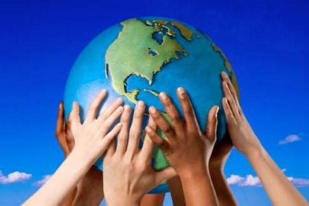 Global hand